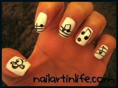 (N)ail (A)rt (I)n (L)ife - ♪♫ Music for your Nails ♫♪