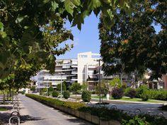 Amaliada town Ilia Peloponnese Landscapes, Sidewalk, Paisajes, Walkway, Scenery, Walkways
