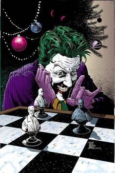 Chess Game #TheJoker