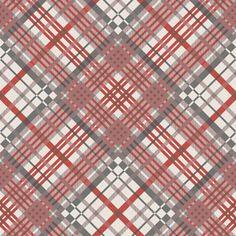 Synonymous with Vivienne Westwood's designs and quintessentially British, Vivienne Westwood has printed this Tartan checked wallpaper on the bias to give a new look. Offered In 5 colour-ways including classic red with blue or green, and a soft neutral beige and white. From Cole & Sons.