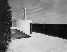 Le Corbusier - Appartement de M. Charles de Beistegui - Paris - 1929