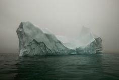 Simon Harsent - Melt / Portrait of an Iceberg