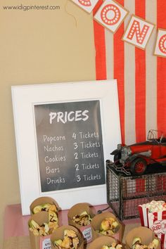I Dig Pinterest: Kellogg's Vintage Drive-In Movie Party #goodnightsnack #cbias