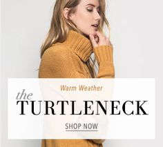 The Turtleneck - orangeshine.com TREND.