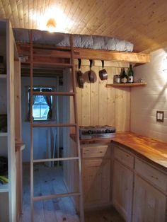 New Move In Ready Dakota Tiny House For Sale On Auction Through - Dakota tiny house on wheels