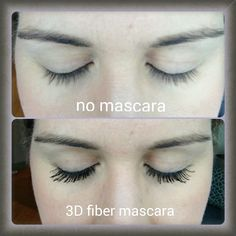 All natural, made from green tea fibers! Order from me. 3d Fiber Mascara, Before And After Pictures, Younique, Lashes, Tea, Natural, Green, Eyelashes, Teas