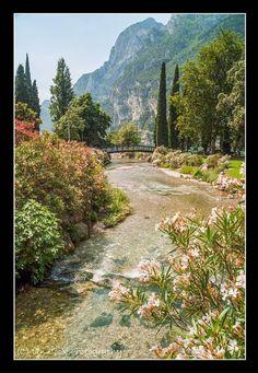 Riva Del Garda, Lake Garda, Italy.