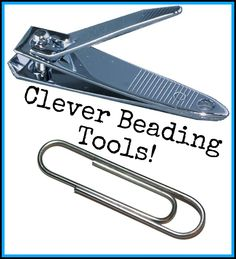 Clever Beading Tools!