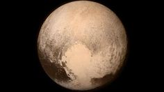 We finally have a clear photo of Pluto!