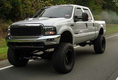Powerstroke #ford #dodge #truck #chevy #gmc #duramax #cummins #sick #lifted #clean