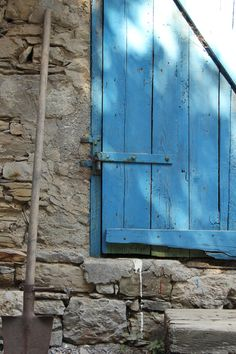 Rustic Italian Door.