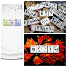 Periodic Table tattoo ideas...you can even spell Packers, how cool! :)