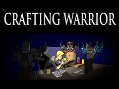 CRAFTING WARRIOR project video thumbnail