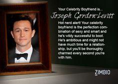 Who's Your Celebrity Boyfriend? - Quiz - Zimbio