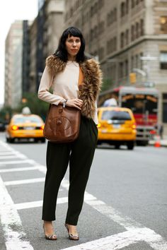 On the Street…Hudson St., NYC « The Sartorialist