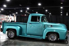 1956 Ford Pickup 01 01.jpg.    I so can't wait until my dads truck is done