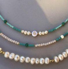 Handmade Wire Jewelry, Dainty Jewelry, Cute Jewelry, Jewelry Accessories, Jewelry Trends, Bead Jewellery, Beaded Jewelry, Jewelery, Beaded Bracelets