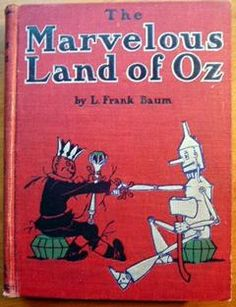 Marvelous Land of Oz - Baum  Color plates position for 1st edition, 1st state copy (1-indicates opposite of the title page and also given page).   1904 - 16 plates (1,10,56,68,78, 116, 142,162,174,182,204,220,242,254,260,284).  Reilly & Britton