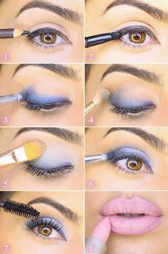 Camila Coelho: Maquiagem colorida e versátil   Adoro Maquiagem