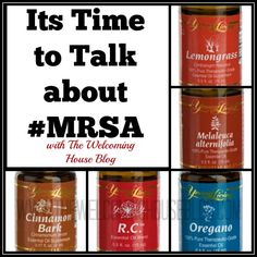 #MRSA is no longer confined to hospitals, but is out in the community around us.....playgrounds, bathrooms, even hot tubs and laundromats! However, there are some very promising studies coming out about different natural alternatives that can eliminate the threat from your family! www.thewelcominghouseblog.com