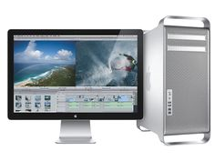Apple Mac Pro Workstation with dual monitors Computers For Sale, Cheap Computers, Laptops For Sale, Desktop Computers, Laptop Computers, Computer Sales, Apple Computers, Apple Desktop, Mac Desktop
