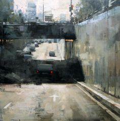 """Ricardo Galan Urrejola, """"Bajo Un Paso Elevado"""", 2012"""