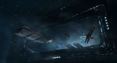 Docking at Space Station - EVE Online VistaLore daily pics of beauty & imagination GameScapes screenshots gaming games Images pictures Sci-Fi Science Fiction More Wallpaper, Wallpaper Backgrounds, Eve Online Ships, Aliens, Space Games, Classic Theme, Games Images, Live Wallpapers, Tour Guide