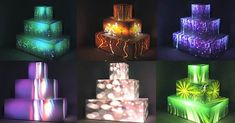 Everyone's going nuts this week - and rightfully so! - over Disney's latest wedding cake technolog...