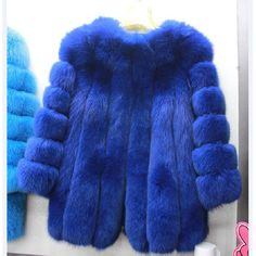 """""""Glam Girl"""" Luxury Imitation Fox Fur Coat: 12 Colors! How to pick only 1? (Sm-4XL)"""