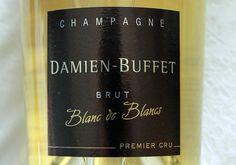Champagne Damien-Buffet Brut Blanc de Blancs | Champagne 1er cru Damien Buffet et chambre d'hôtes à Sacy près de Reims
