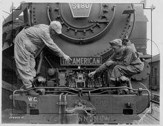 Automatic Train Control on PRR Engine