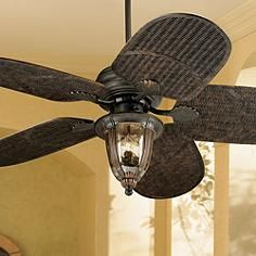 Bombay Tropical Ceiling Fan In Oil Rubbed Bronze With 50 Weathered Brick Blades Gulf Coast Fans Amazon Dp B00A6VCYKW Refcm Sw R Pi