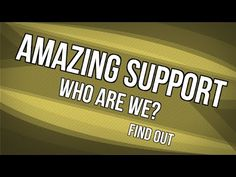 Allow us to introduce ourselves!  Amazing Support is an IT company with offices in London & Hertfordshire. We serve businesses in the surrounding areas with all kinds of IT support solutions for companies with 10-150 users.  You can read more about us here: http://www.amazingsupport.co.uk/about/