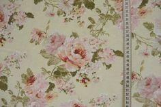 Weiteres - Dekostoff Rose of England groß - ein Designerstück von stoffe-tippel bei DaWanda