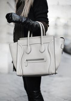 who makes the celine bag
