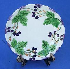 Image detail for -Blue Ridge Southern Potteries Fox Grape Salad Plate | eBay