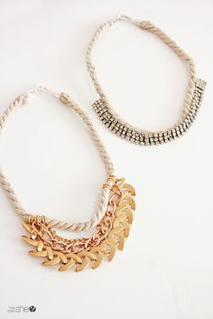 ReStyle Vintage Jewelry Pieces | How Does She