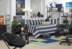 guy dorm rooms on pinterest dorm room dorms decor and dorm rooms decorating. Black Bedroom Furniture Sets. Home Design Ideas