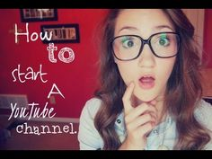 Arletta Sloan I really wanna do this gotta figure out how to edit videos and come up with a name but I think we could do this! Youtube Tags, You Youtube, Youtube Sensation, U Tube, Film Inspiration, Great Videos, Video Editing, Filmmaking, Youtubers