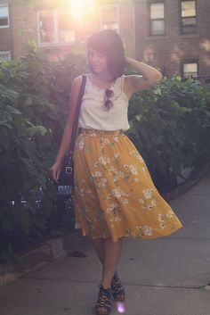 Beautiful skirt!