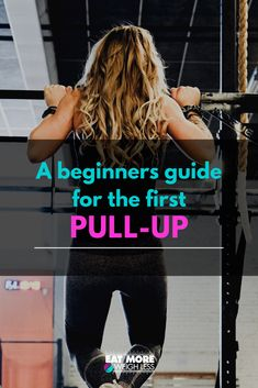 I can't do pull ups! Mastering the Pull-up: part one