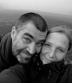 Alena Dvořáková a Viktor Fischer