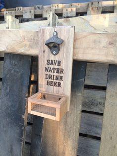 Save water, drink beer #beerbottle