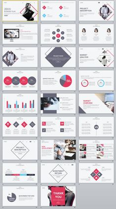 26+ Concise magazine Business plan PowerPoint template