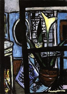 Souvenir Chicago Artwork by Max Beckmann Hand-painted and Art Prints on canvas for sale,you can custom the size and frame