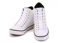 [コンバース] converse レディース オールスター ハイカット スニーカー エヴォ ブーツ 防水 長靴 雨 雪 ALL STAR EVO BOOTS GD HI 3206842 ホワイト【レディース】 24.0cm