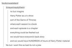 Tumblr is basically Hogwarts, you guys.