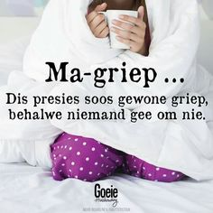 Ma griep                                                                                                                                                     More