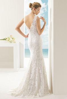 Rosa Clará Soft - Vigo - Wedding Dress