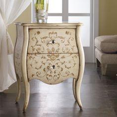 Hooker Furniture Ariana 2-Drawer Nightstand   from hayneedle.com